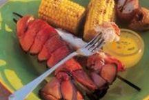 BBQ Seafood Recipes