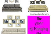 North of Chic-Home Interior Designer & Decor Stylist / Home decor, design hacks, accessories, styling and ideas to inspire #northofchic