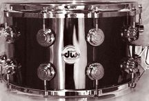 Snare drums all over the...