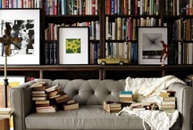 At Home With Books / by Julianna Swaney