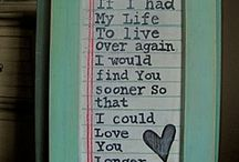 For the love of love / by Mackenzie Burchett