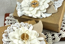 Gifts / Gift Wrapping Ideas / by Kathy Nishida