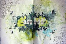 "Visual Journaling / Creating through visual journaling / by Leslie ""Mo"" Porche-Smith"