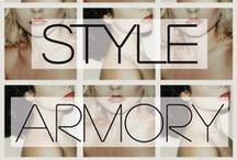 THE GIRLS / The Style Armory is an online consignment and vintage fashion destination that features a collaboration of editorial and e-commerce. It is curated by two long time friends who share a true love for fashion both past and present.  Julie Siden and Jenn Zinn joined forces professionally in 2011 to bring a voice to the world of online consignment and vintage fashion, as their creative synergy and love of style spans decades.  / by juleVintage / theSTYLEARMORY