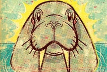 We ♥ Walruses / We love our walrus, and all walruses.