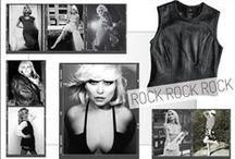 ROCK ROCK ROCK / by juleVintage / theSTYLEARMORY