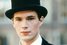 Dance to the Music of Time / 1996: A Dance to the Music of Time: The Twenties (Part 1) -   Adaptation of Anthony Powell's 12 vol. novels dramatised into a 4-part TV MiniSeries.  It's 1920's Britain, young Nicholas Jenkins (James D'Arcy) reminisces about his school days, where he met Widmerpool (Simon Russell Beale) and Jean (Amy Phillips). Filmed (Sept - Nov 1996) at Eton College School Yard and Walpole House. Aired on: Channel Four, 09 October 1997