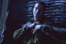 The Trench / 1998: Independent WWI drama and first film directed by acclaimed writer, William Boyd -  On the eve of 1916's Battle of Somme, a squad of young British soldiers prepare themselves to go over at dawn (Role: Colin Daventry) Filmed  (Nov. 1998) for 8 weeks at Bray Studios. Nominated for 2 British Independent Film Awards (1999). Won Audience Award & Lycéens Jury Prize at Annonay First Films (2000). Released: 17 September 1999 (UK) (France)