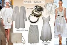 WHITE NIGHTS / by juleVintage / theSTYLEARMORY