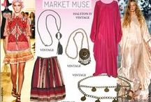 MARKET MUSE / by juleVintage / theSTYLEARMORY