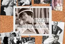 Coco Chanel: The Mother of Invention / by juleVintage / theSTYLEARMORY