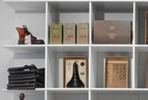 home • collect & organize / Closets Libraries Galleries Memory Lanes. / by holograms .