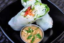 Asian / Asian-Inspired Foods, Drinks, etc. / by Kathy Nishida