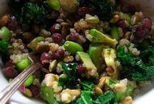Greener Recipes / Recipes for healthy living!
