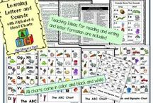 """Literacy Stations / Guided Reading is a huge passion of mine. In order for GR to be successful you have to have routines in place that include rigorous and relevant work in order for the """"other"""" students to be actively engaged while you teach your GR groups :) This board has an array of ways to incorporate literacy work for students to work on without the teacher."""