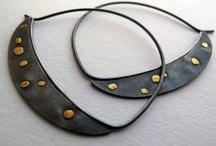 Earrings / by PRIK.......PRIKUNIVERSE