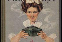 Cookbooks / by Marnie Loken