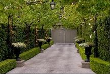 Gardens and outdoor living