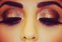 Make-Up... / Stunning make up pinned by Katie and Mara. / by Katie O'Connor