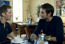 Persuasion / 2007: 4 min short film written and directed by Will O'Connor. Boy meets girl in a cafe.  Dan (James D'Arcy) shows friend (Theo Cross) that he can persuade girl in cafe (Zannah Hodson) to reveal her bank details within 3 minutes. Video release: 13 August 2007