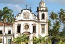 Brasil / Saiba onde se hospedar quando visitar os melhores destinos do nosso país!