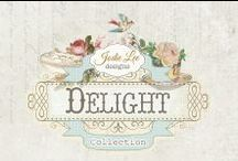 Delight Collection / Delight Collection by Jodie Lee Designs