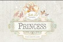 Princess Collection / Everyone has a princess in their life, right? Jodie Lee Designs brings us an absolutely beautiful collection, Princess, filled with sweet imagery, a delicate palette, and the most intricate, feminine accents ever. This line is girlie and fun, with a healthy mix of neutral colors to make it usable for a variety of themes and projects.