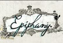 Epiphany Collection / Epiphany...feminine and gorgeous. The epitome of beauty, Epiphany offers classic elegance with an exquisite palette through-out the collection.