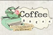Coffee Break Collection / Coffee Break...sweet and fun. With a touch of vintage whimsy, Coffee Break offers delightful touches and a splendid color scheme for every papercrafter.
