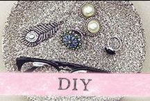 DIY / DIY projects using Prima Products. Alternative ways to use Prima products, not only for scrapbooking.