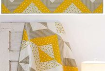 Piecing / by Quiltplay