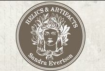 Relics and Artifacts Collection / by Prima Marketing Inc.
