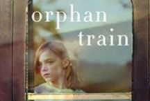 """One Book One Community 2015 / The 2015 One Book One Community selection for Stark County is """"Orphan Train"""" by Christina Baker Kline. http://www.massillonlibrary.org/onebook2015"""