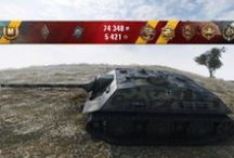 World of Tanks / Replays from World of Tanks