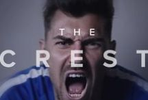 QPR Crest Launch / 2016: Voiceovers on 2 videos which accompanied the official unveiling of the new crest the for Queens Parks Rangers Football Club on 06 May 2016