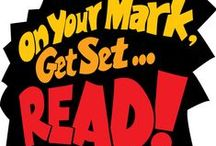 """""""On Your Mark, Get Set...READ! """" - 2016 Summer Reading Program / Children from preschool age through the 6th grade are invited to visit library locations, keep track of their summer reading, and participate in programs and activities!"""