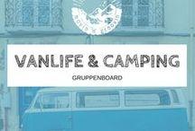 ❉ VANLIFE & CAMPING ❉ / Ein Pool an spannenden Artikeln rund um das Reisen & Leben im Van! Du bist im Van / Wohnmobil unterwegs und bloggst? Dann pinne deine neuesten Stories hier! Oder teile Posts von anderen Bloggern.   Wer mitmachen will, einfach eine Nachricht an mich schicken.  Mandy // @movgroovin
