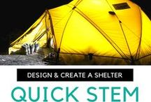 Quick STEM Activities for Kids / Low prep STEM activities that you can do with readily available materials.