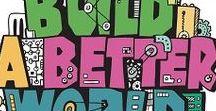 """Build a Better World"" - Summer Reading Club 2017"
