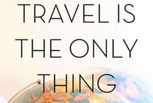 Go Explore Something / Satisfying the wanderlust. Travel and exploring our world.