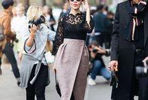 Women's Style: Clothes / Women's fashion