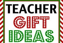 For our TeAcHeRS & ScHOoL / Teacher gifts and school  / by Dimitra Becker