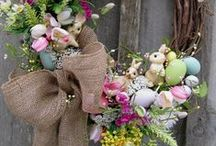 EaStEr Bunny / Easter decor and fun ideas / by Dimitra Becker