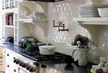 KiTcHeN Inspiration / Kitchen ideas / by Dimitra Becker