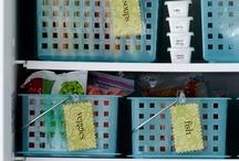 Organization Ideas / by Arianne Palmer