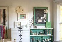 Craft Room/Organization