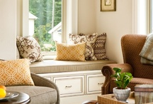 Family Room Ideas / Find a family room customized for your needs – whether it's style, comfort or something in between. Let the game nights commence!