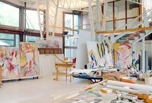 Studio Space ideas / transforming my garage into a studio!