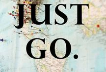 Oh The Places You'll Go / by Kate Graff