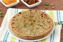 Indian Breads - Parathas - Roti